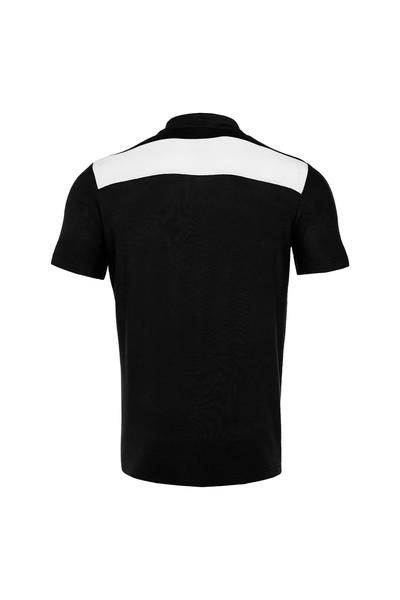 MACRON - Macron Siyah Polo Yaka T-shirt 90490901 (1)
