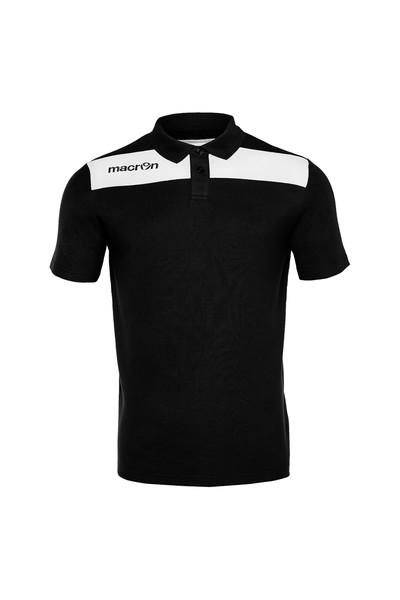 MACRON - Macron Siyah Polo Yaka T-shirt 90490901
