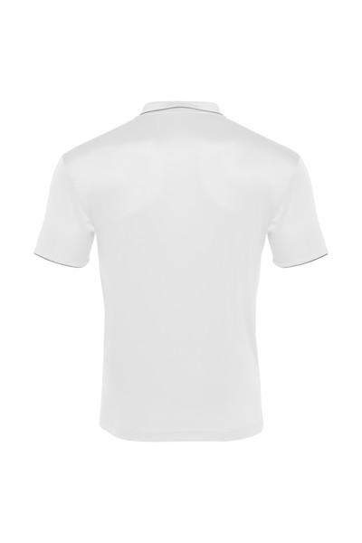 MACRON - Macron Beyaz Polo Yaka T-shirt 90160119 (1)