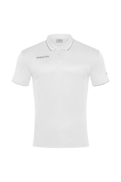 MACRON - Macron Beyaz Polo Yaka T-shirt 90160119