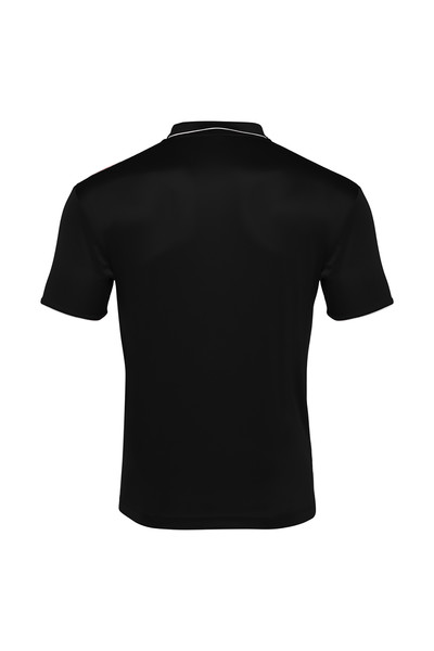 MACRON - Macron Siyah Polo Yaka T-shirt 90160901 (1)