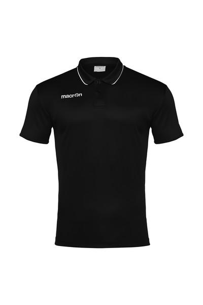 MACRON - Macron Siyah Polo Yaka T-shirt 90160901