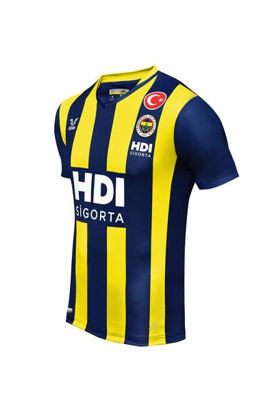 BİLCEE - Fenerbahçe Çubuklu Erkek Voleybol Forma FB-0014 (1)