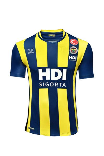 BİLCEE - Fenerbahçe Çubuklu Erkek Voleybol Forma FB-0014