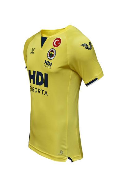 BİLCEE - Fenerbahçe Sarı Erkek Voleybol Forma FB-0010 (1)