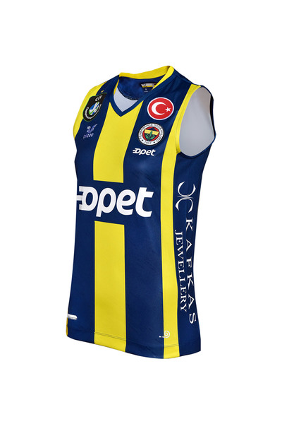 BİLCEE - Fenerbahçe Çubuklu Kadın Voleybol Forma FB-0022 (1)