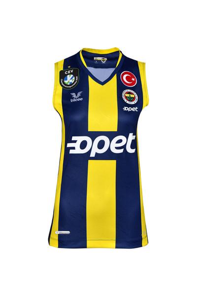 BİLCEE - Fenerbahçe Çubuklu Kadın Voleybol Forma FB-0022