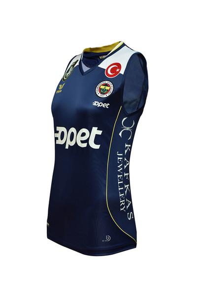 BİLCEE - Fenerbahçe Lacivert Kadın Voleybol Forma FB-0018 (1)