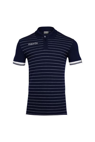MACRON - Macron Lacivert Polo Yaka T-shirt 90450701