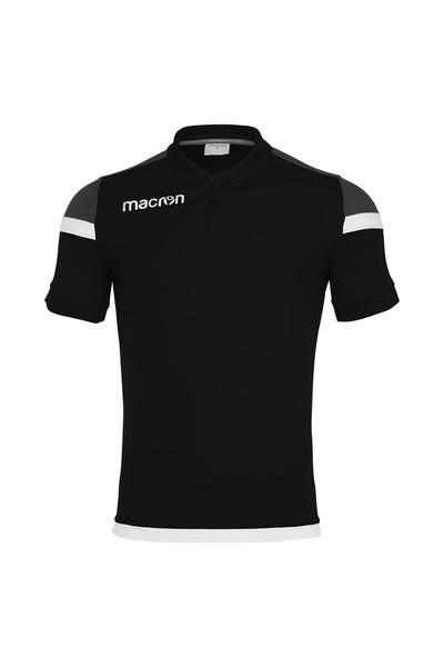 MACRON - Macron Siyah Polo Yaka T-shirt 90560901