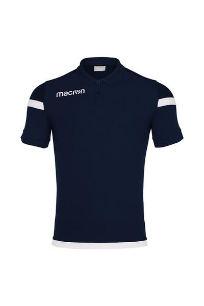 MACRON - Macron Lacivert Polo Yaka T-shirt 90560701