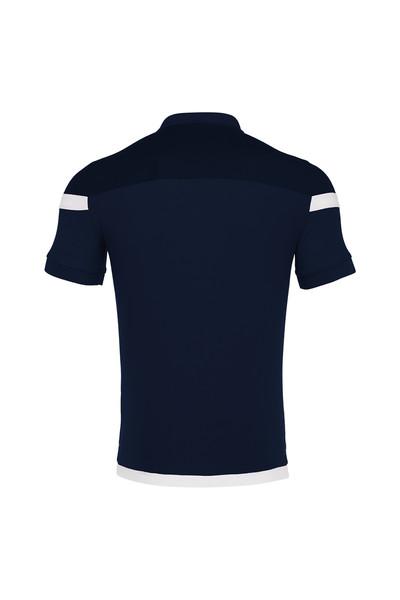 MACRON - Macron Lacivert Polo Yaka T-shirt 90560701 (1)