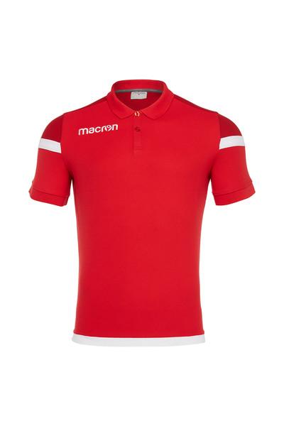 MACRON - Macron Kırmızı Polo Yaka T-shirt 90560201