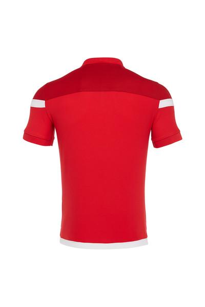 MACRON - Macron Kırmızı Polo Yaka T-shirt 90560201 (1)