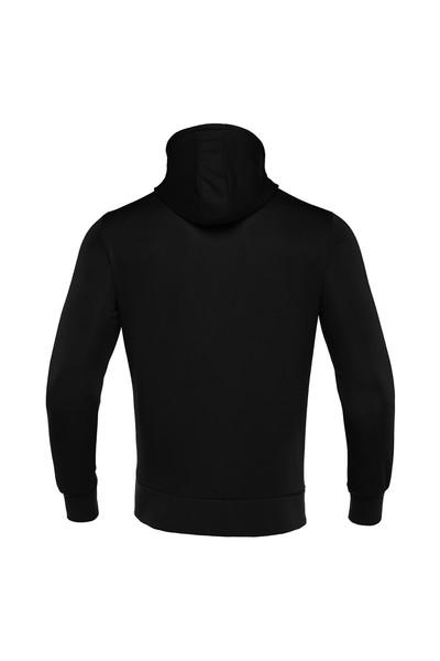 MACRON - Macron Siyah Kapüşonlu Sweatshirt 911509 (1)