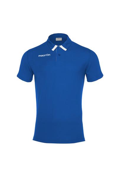 MACRON - Macron Mavi Polo Yaka T-shirt 90180301