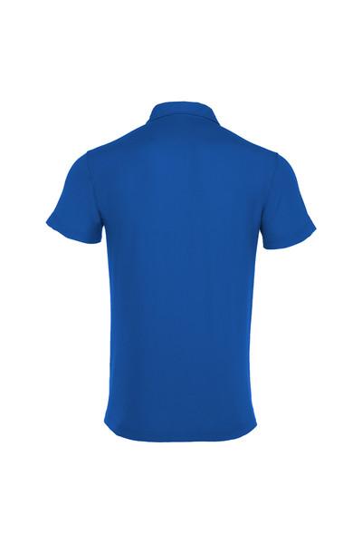MACRON - Macron Mavi Polo Yaka T-shirt 90180301 (1)