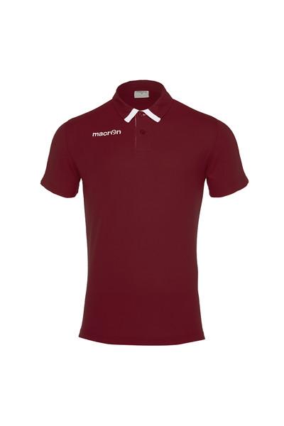 MACRON - Macron Bordo Polo Yaka T-shirt 90181401