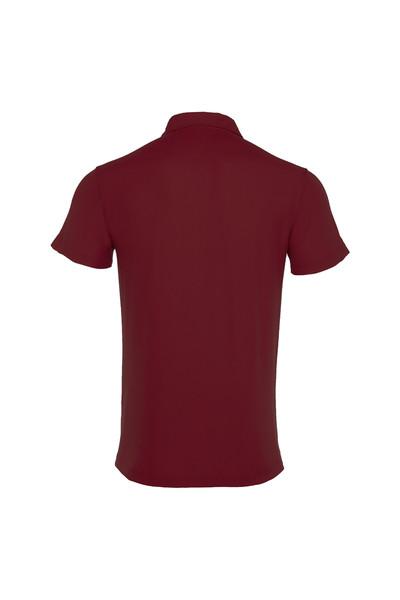 MACRON - Macron Bordo Polo Yaka T-shirt 90181401 (1)