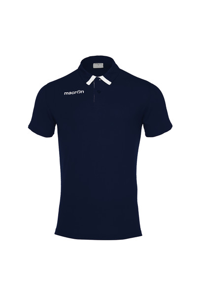 MACRON - Macron Lacivert Polo Yaka T-shirt 90180701