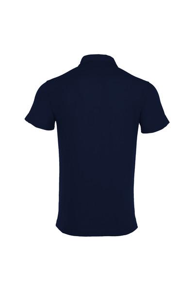 MACRON - Macron Lacivert Polo Yaka T-shirt 90180701 (1)