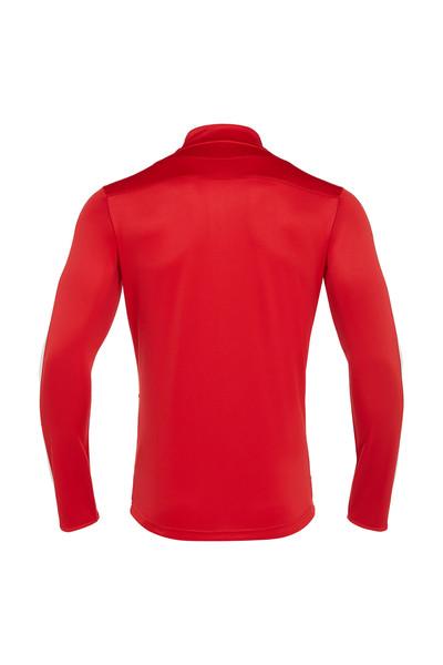 MACRON - Macron Kırmızı Fermuarlı Sweatshirt 51280201 (1)
